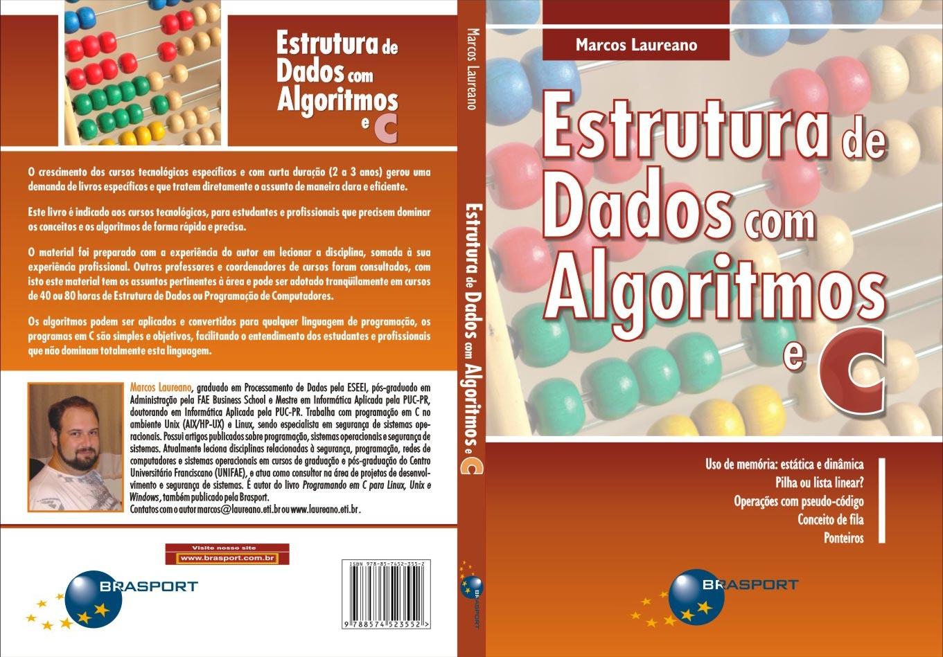 Estrutura de Dados com Algoritmos e C.
